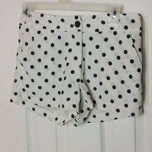 FREEBIRD POLKA DOT JR'S MEDIUM SPRING SHORTS